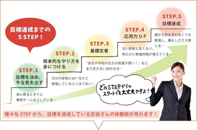 STEP解説図