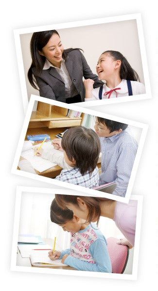 学生家庭教師会の家庭教師イメージ画像