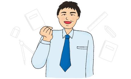責任者 蛭川 満彦イメージイラスト