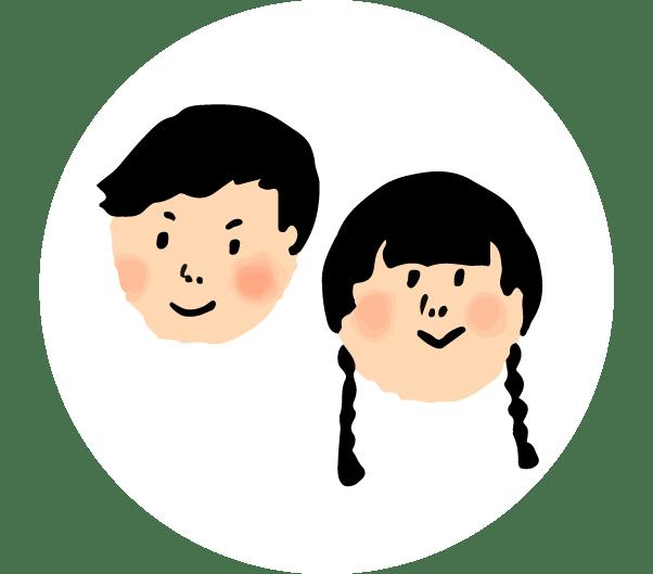 熊本県益城町 Tさんご兄弟(中学3年生)