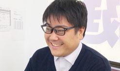 長崎エリア担当者 柳田