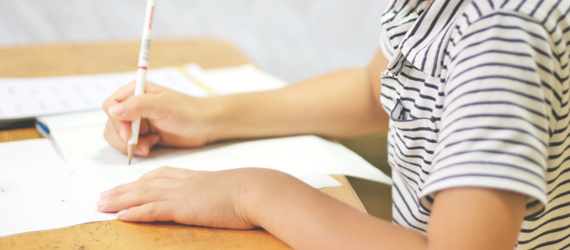 中学受験+家庭教師イメージ画像