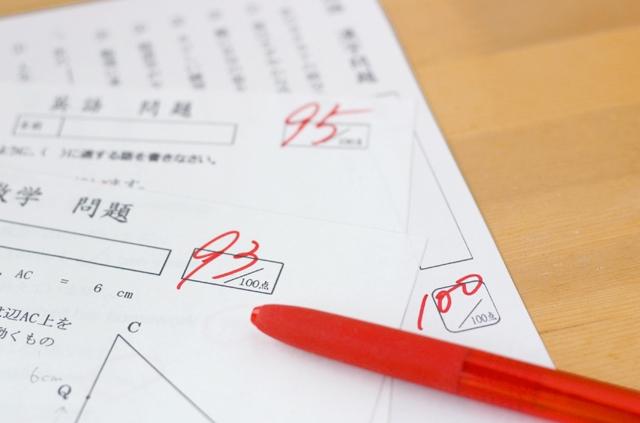 実力テスト(学力テスト)の勉強法 効率的な勉強方法教えます!